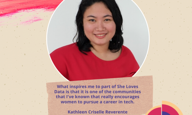 Meet She Loves Data Manila Lead